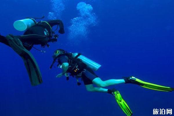 潛水遇到漩渦暗流怎么辦