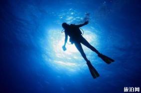 潜水后不能做什么