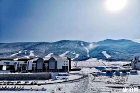 陕西鳌山滑雪场预