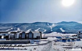 陜西鰲山滑雪場預約開放 附預約指南