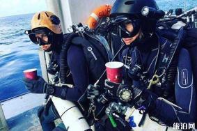 潜水时和潜水船分
