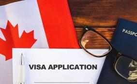 加拿大签证中心闭
