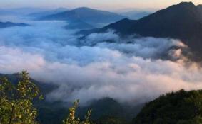 湖南雪峰山景区恢复开放