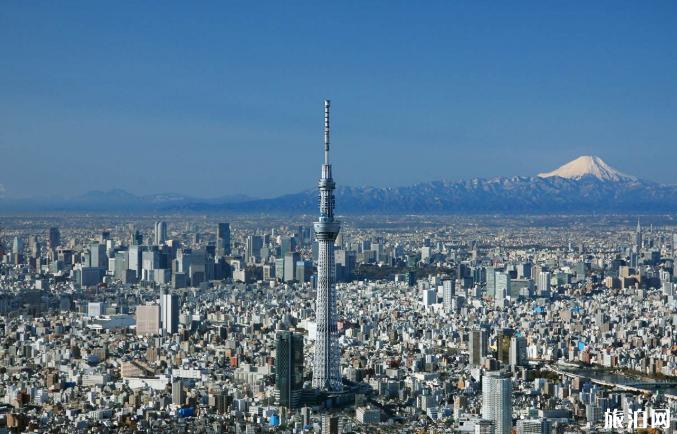 2020日本东京天空树停业时间 东京晴空塔有什么玩的