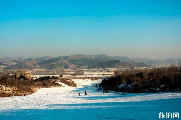 2020玉泉威虎山滑雪場旅游攻略