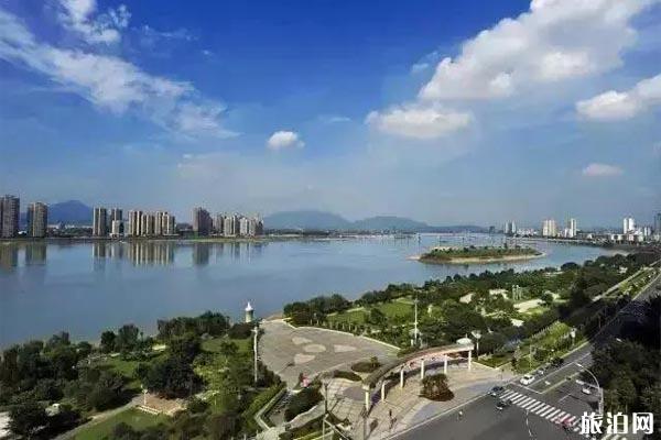 廣東清遠免費景點有哪些