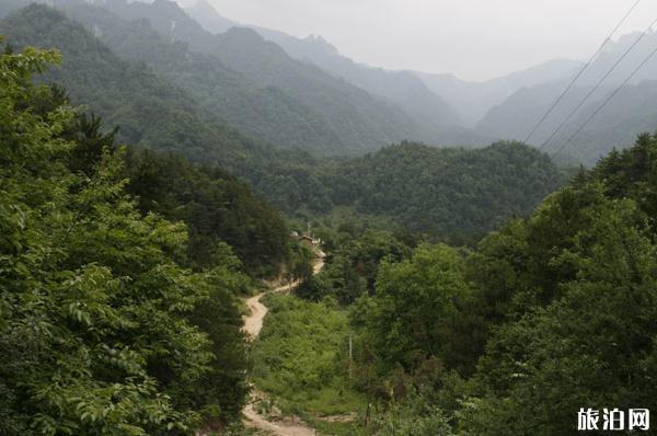 秦岭冰晶顶度假风景区旅游攻略