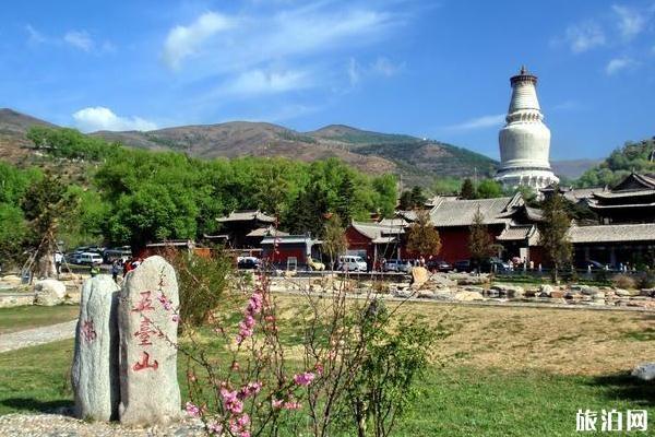 中國佛教五大名山有哪些