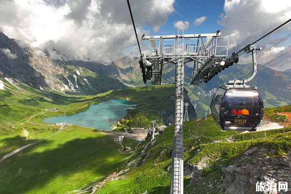 瑞士铁力士山游玩项目介绍
