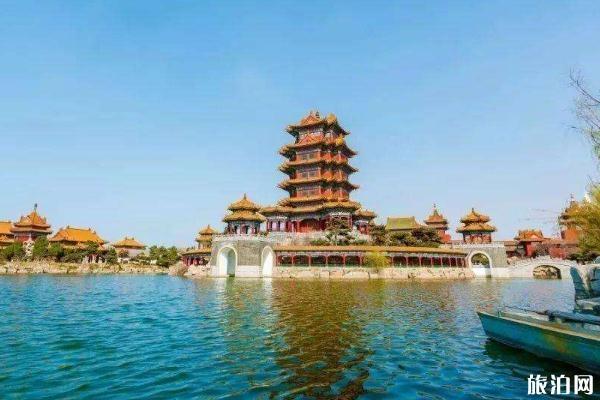 2020蓬莱烽台胜境景区门票多少 地址