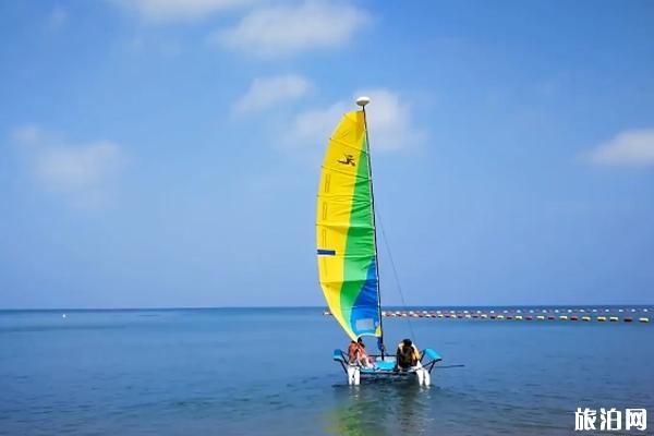 威海國際海水浴場海上項目有哪些 威海國際海水浴場游玩攻略