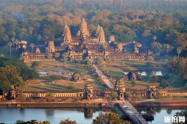 吴哥窟最佳观赏时间 柬埔寨吴哥窟旅游攻略