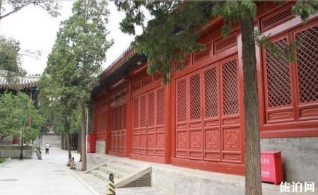 北京柏林寺简介 北京柏林寺历史介绍