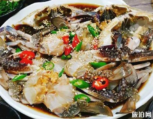 韓國醬蟹好吃嗎-去哪吃-多少錢