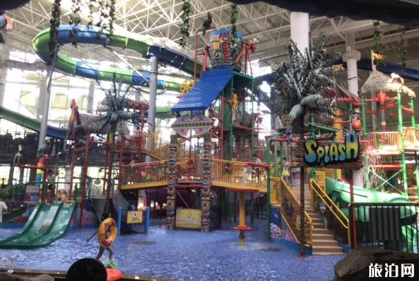 2020南通水上乐园门票价格及开放时间-游玩项目