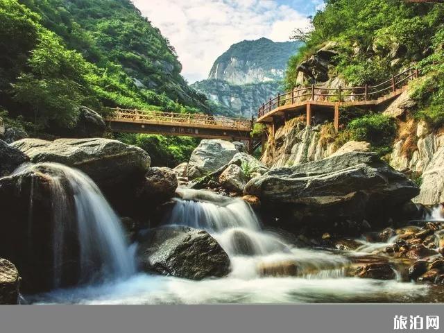 華山仙峪景區圖片