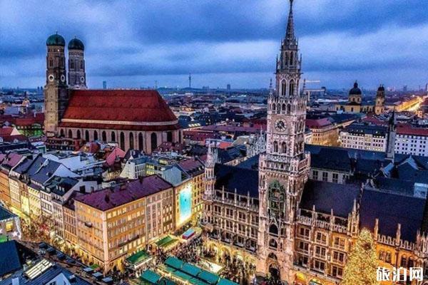 德國人口2019總人數 德國人口最多的城市排名