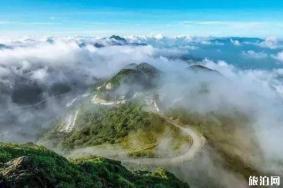 广东最高的山石坑崆介绍