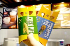 各國的麥當勞不同之處-推薦美食