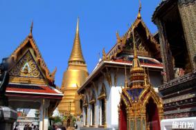 泰国大皇宫门票价格及开放时间-着装要求