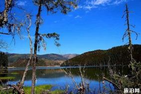 普达措公园里的湖叫什么 怎么去