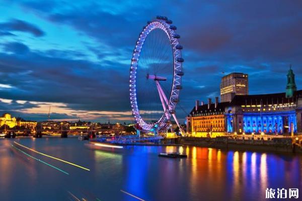 伦敦眼门票多少钱-开放时间及游玩攻略