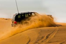2020勃隆克沙漠旅游區旅游攻略 門票天氣交通