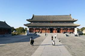 2020孝莊園文化旅游區旅游攻略 門票交通天氣