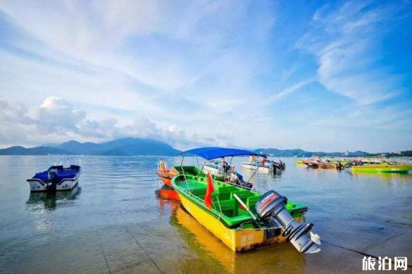 深圳大鹏有哪些景点恢复开放