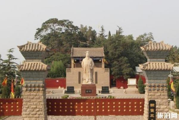 邺城铜雀三台遗址公园简介 门票多少钱和美食推荐