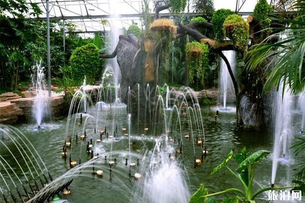 2020阜阳生态乐园有什么特色 门票多少钱