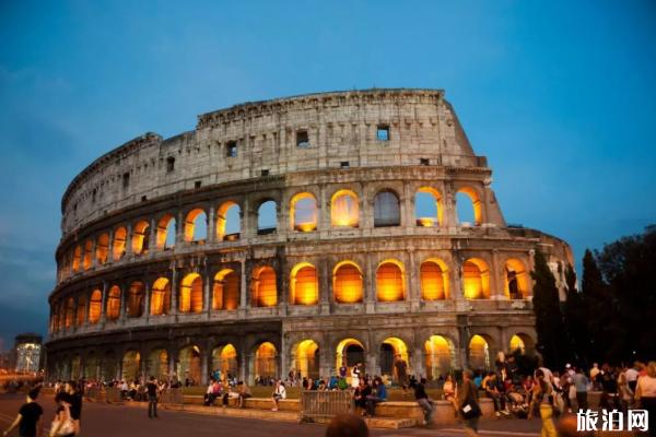 罗马斗兽场门票价格及优惠条件-景点介绍