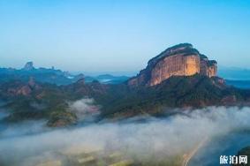2020年丹霞山开放时间和门票优惠政策