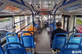 2020年3月29日起武汉公交恢复运营线路