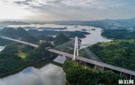 紅楓湖大橋的修建時間 在哪里