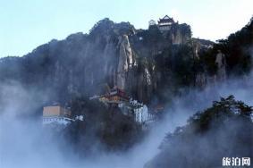 2020九华山风景名胜区天气预报 在哪个省