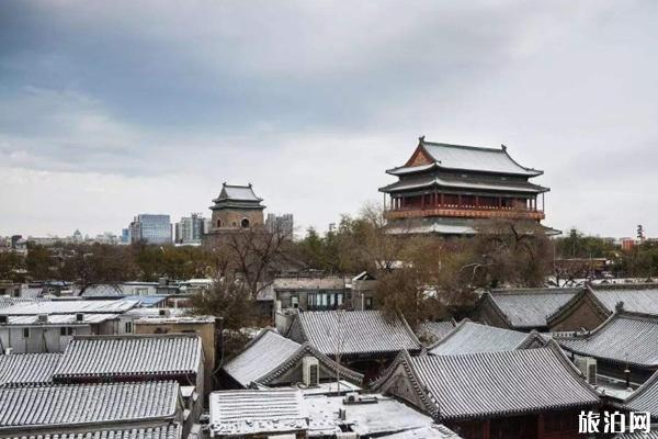 2020北京钟鼓楼门票交通及简介