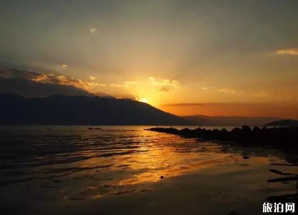 洱海旅游游記作文