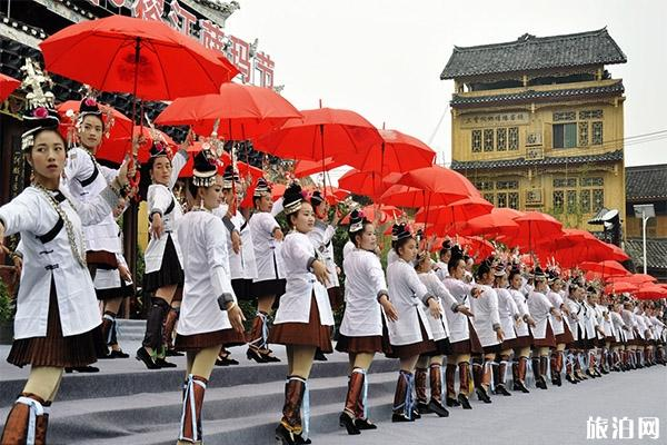 貴州黔東南苗族姑娘圖片 地方習俗