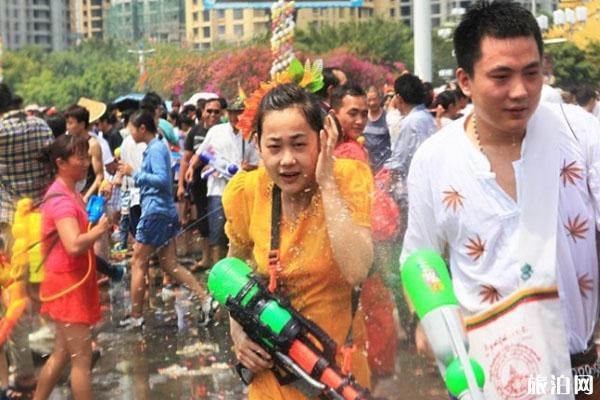 云南德宏州取消2020年泼水节及假期通知_游云南网