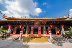 2020廣州光孝寺地址開放時間及景點介紹