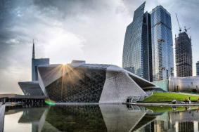2020广州大剧院门票交通及景点介绍