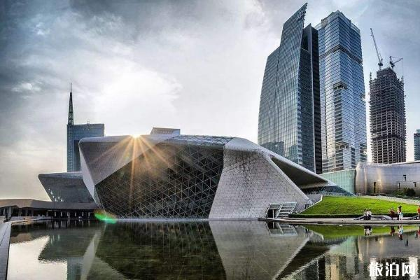 2020廣州大劇院門票交通及景點介紹