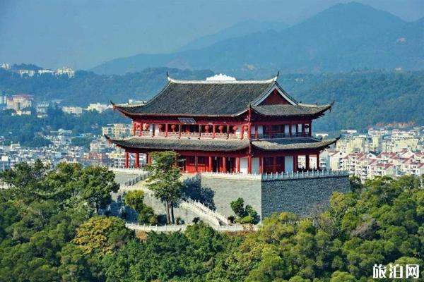 2020广州镇海楼门票交通及景点介绍