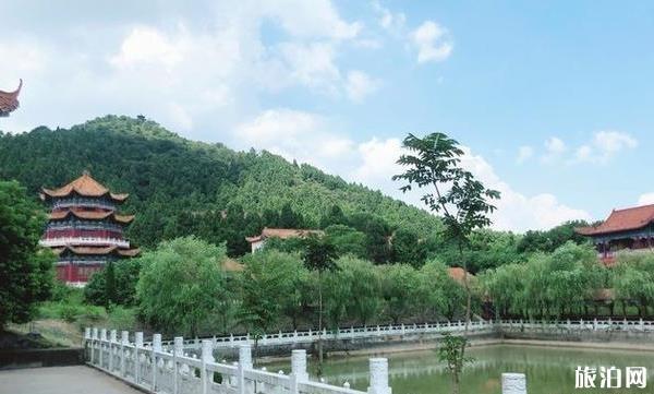 武漢龍泉山風景區有什么好玩的
