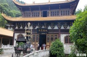 2020吉安青原山風景區介紹 青原山門票-交通指南