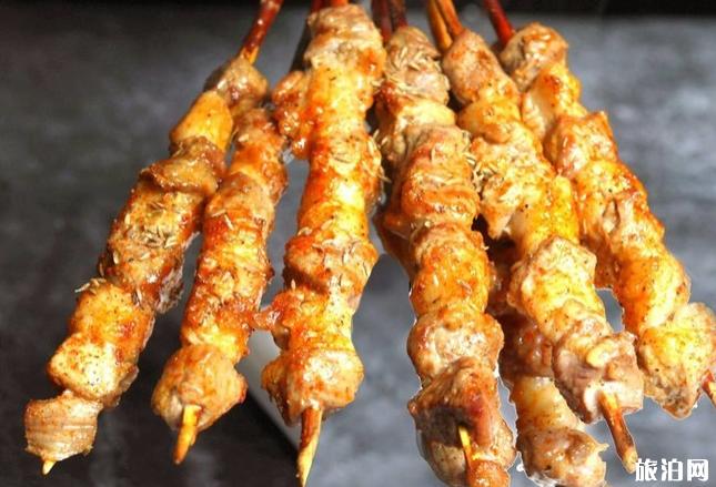 去新疆必吃美食有哪些
