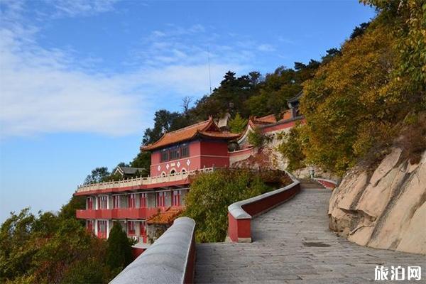 天津盤山風景區全攻略 盤山景區景點有哪些
