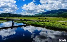曲靖海峰濕地公園露營攻略