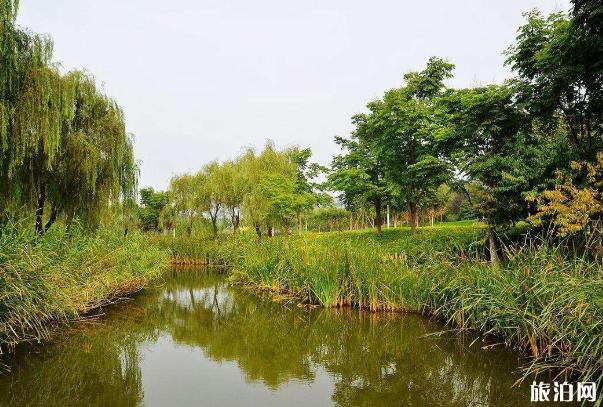 2020泰州園博園開放時間及景點介紹